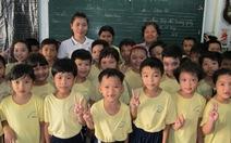 Lớp học tình thương của cô giáo ở Sài Gòn