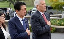 Nhật đĩnh đạc bắt tay Mỹ