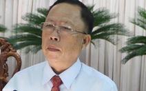 Vụ Trịnh Xuân Thanh: kỷ luật bí thư, nguyên bí thư tỉnh ủy Hậu Giang