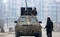 Syria bắt đầu ngừng bắn