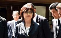 Bộ trưởng Quốc phòng Nhật thăm đềnYasukuni