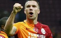 Điểm tin sáng 29-12: Galatasaray bán Podolski cho Beijing Guoan
