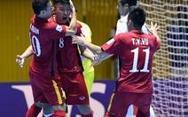 Futsal không được đề cử sự kiện tiêu biểu 2016