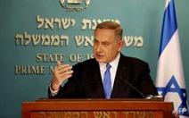 Thủ tướng Israel lên án bài phát biểu của ông Kerry