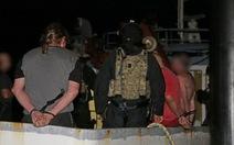 Úc phá vụ ma túy lớn nhất lịch sử, thu 1,1 tấn cocaine