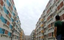 Thêm 1.700 căn hộ giá từ 100 triệu đồngcho công nhân