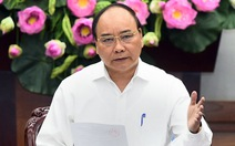 Thủ tướng: Nếu không tái cơ cấu quyết liệt, chúng ta sẽ tụt hậu