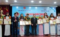 Trao quả cầu vàng cho 10 tài năng trẻ công nghệ thông tin