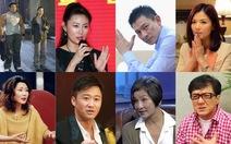 Thành Long, Lưu Đức Hoa... tố nhiều nghệ sĩ thiếu chuyên nghiệp