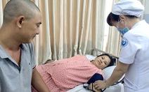 Cứu sống sản phụ bị thuyên tắc phổi hi hữu