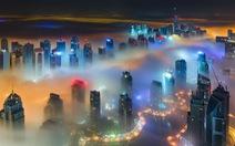 Từ Dubai đến San Francisco: thành phố trong sương đẹp nao lòng