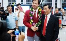 Vận động viên số 1 của thể thao VN 2016: Hoàng Xuân Vinh