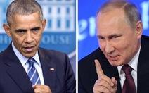 """Audio 31-12:""""Lời tạm biệt"""" cứng rắncủa Tổng thống Obama"""
