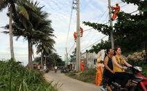 Thêm một xã đảo Tây Nam có điện lưới quốc gia