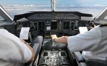 Cơ trưởng Canada say, bất tỉnh trong buồng lái trước giờ bay