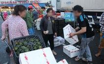 Audio 2-1:Trái cây dịp tết, coi chừng nhầm hàng Trung Quốc