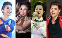 The Voice 2017 chọn HLV: Thu Minh, Noo Phước Thịnh, Tóc Tiên, Đông Nhi