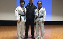 Hiếu Ngân quyết vực dậy taekwondo TP.HCM