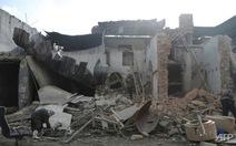 Phiến quân Syria tuyên bố đóng băng đàm phán hòa bình