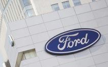 Ford hủy dự án đầu tư tại Mexico đưa 700 việc làm về Mỹ