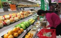 Nhiều mặt hàng thực phẩm tăng giá
