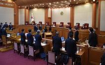 Tổng thống Hàn Quốc lại vắng mặt tạitòa