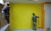 Nguyên tắc sơn nhà giúp tiết kiệm chi phí