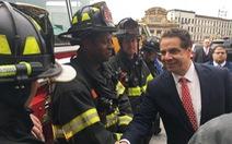 Tàu lửa trật bánh tại New York, hơn 100 người bị thương