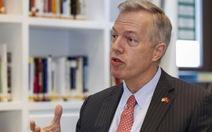 Đại sứ Ted Osius vẫn tiếp tục nhiệm kỳ ở Việt Nam