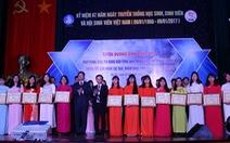 """Hà Nội tuyên dương 267 gương """"Sinh viên 5 tốt"""""""