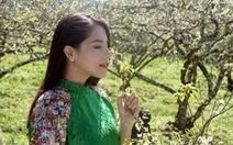 Kiwi Ngô Mai Trang làm DVD Ly rượu mừng với 6 nhạc phẩm xuân