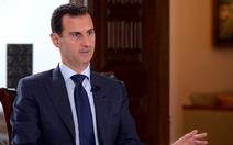 Tổng thống Syria: thường dân thiệt mạng là 'giá phải trả' trong chiến tranh