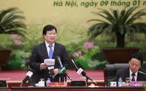 Phó thủ tướng Trịnh Đình Dũng: Phải tiếp tục kiểm soát chặt chẽ Formosa
