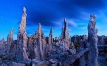 Ngắm những cột đá hình thù kỳ lạ trên thế giới