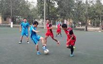 Giải bóng đá mừng xuân Đinh Dậu ở Phú Quốc