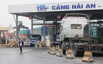 Ninh Bình phản ứng mức thu phí cảng biển của Hải Phòng