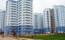 Hà Nội: chia nhóm cho nhà chung cư tái định cư