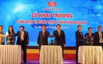 Nghệ An khai trương cổng dịch vụ công thuê ngoài của VNPT