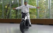 'Môtô robot' có khả năngtự cân bằng
