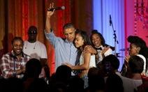 Dịch vụ âm nhạc trực tuyến Spotify mời ông Obama về làm việc