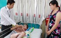 Bệnh nhân phỏng xăng, nằm liệt giường đã đi lại bình thường
