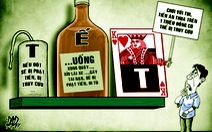 Tết né bia rượu, bài bạc để tránh phạm pháp