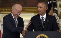 Ông Joe Biden được tặng Huân chương tự do của tổng thống