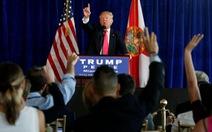 Kịch tính màn đấu khẩu Donald Trump - CNN