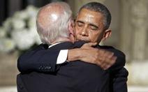 Obama - Biden: Tình bạn hiếm có trên chính trường Mỹ