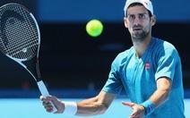 Djokovic và Serena gặp khó ở vòng 1 Giải Úc mở rộng 2017