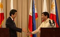 Thủ tướng Nhật tìm kiếm gì ở Philippines?