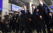 Ông Ban trở về Hàn Quốc để tranh cử Tổng thống?