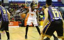 Saigon Heat có trận thắng đầu tiên tại ABL 2016-17