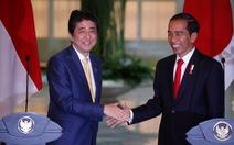 Thủ tướng Nhật: Phải giải quyết vấn đề Biển Đông trong hoà bình
